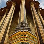 Bangkok -- Grand Palace and Wat Pho